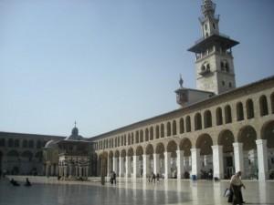 Mosquée Omayad