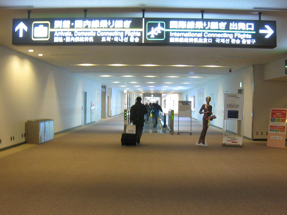 narita aeroport baggage