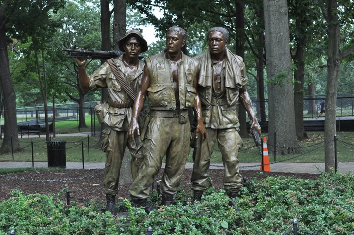 memorial vietnam washington dc