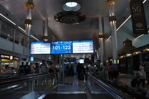 Tunis - Dubai - NYC : Long voyage et petite escale