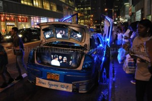 Tunning voitures New York