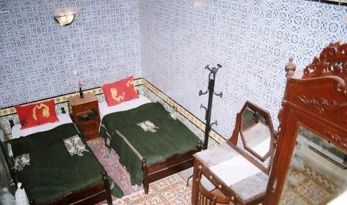 chambres auberge médina tunis crédit photo Travel Sprint