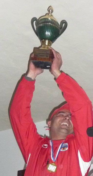 Hassen Ben Amour Coupe de Tunisie de Surfcasting 2011