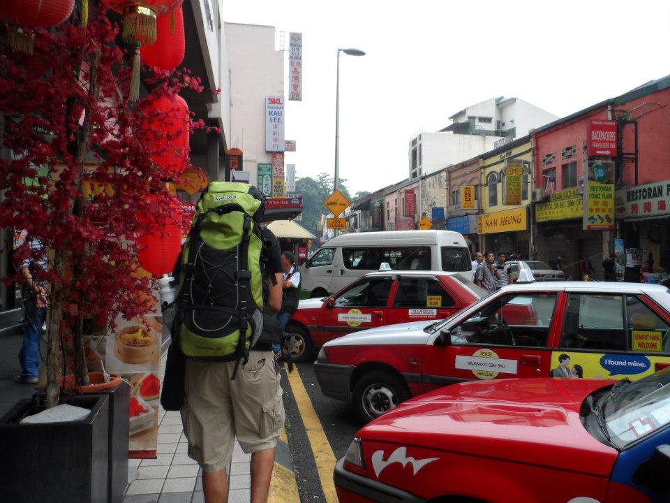 Taxi malaisie