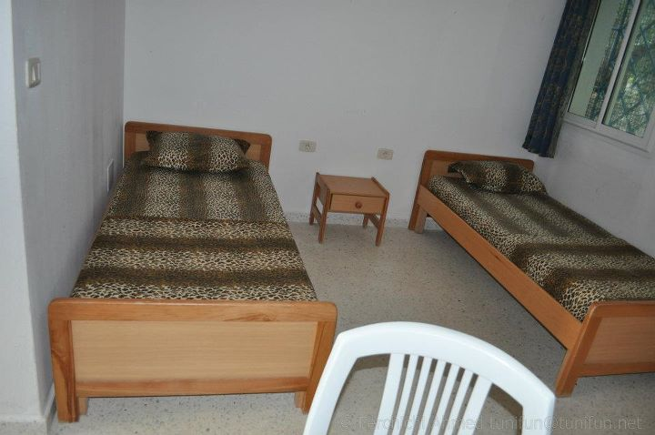 Chambres auberge Rimel bizerte