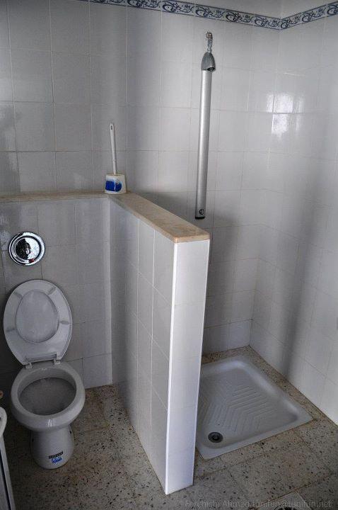 WC Douche auberge Rimel Bizerte