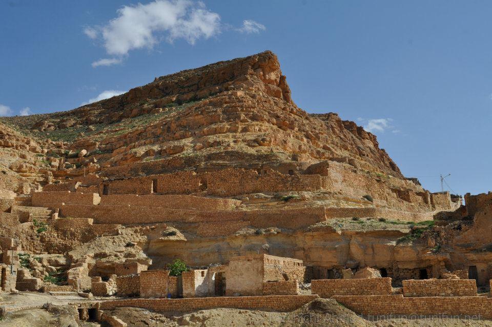 village berbere chenini