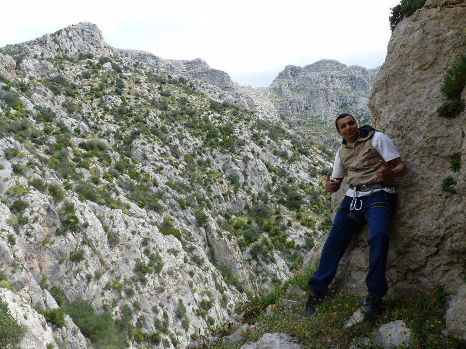Escalade montagne tunisie