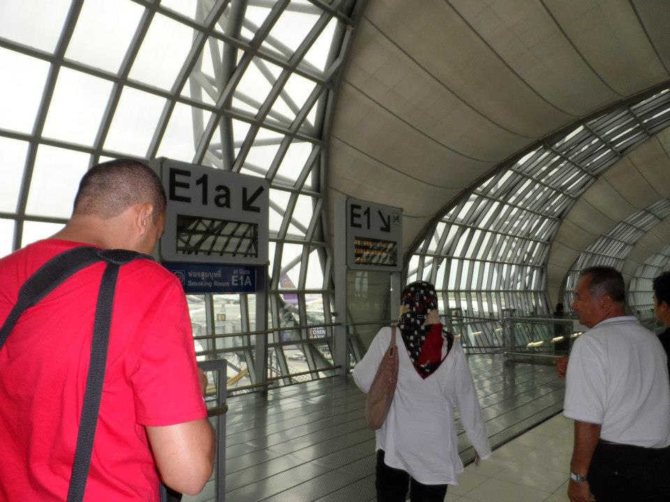 Kuala Lumpur - Bangkok - Caire - Tunis