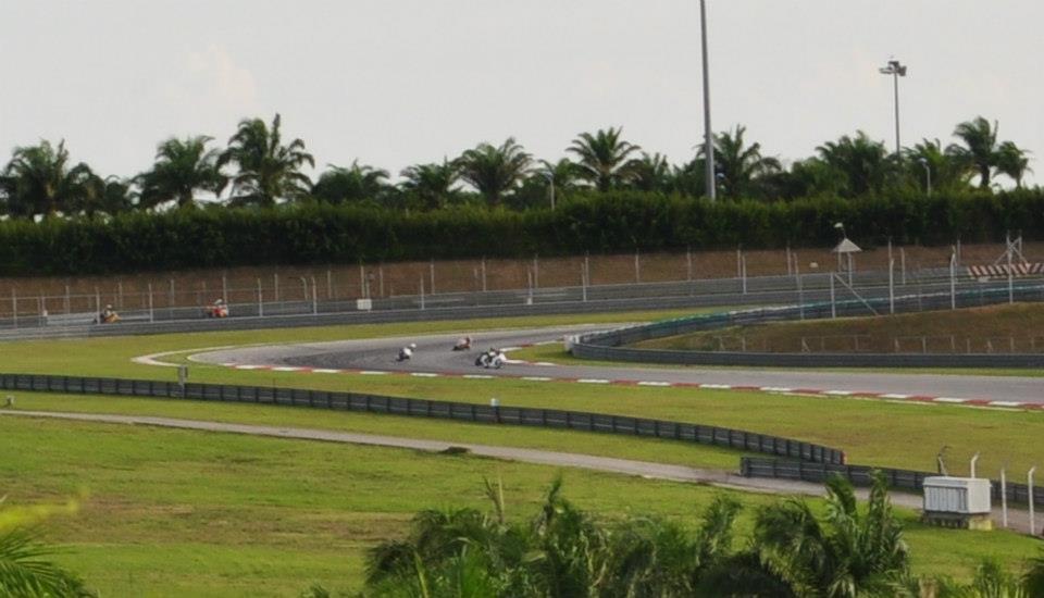 Sepang F1 circuit