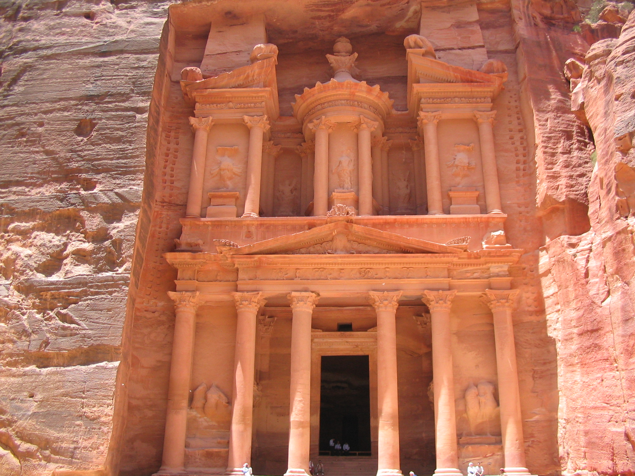 Petra-Jordanie