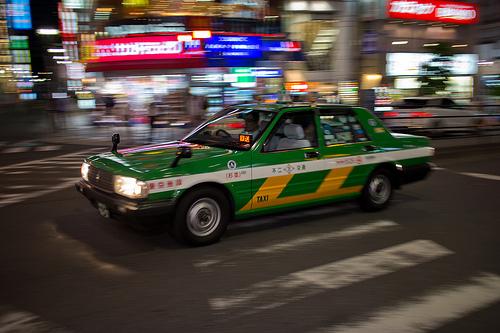 Taxi kawagoe