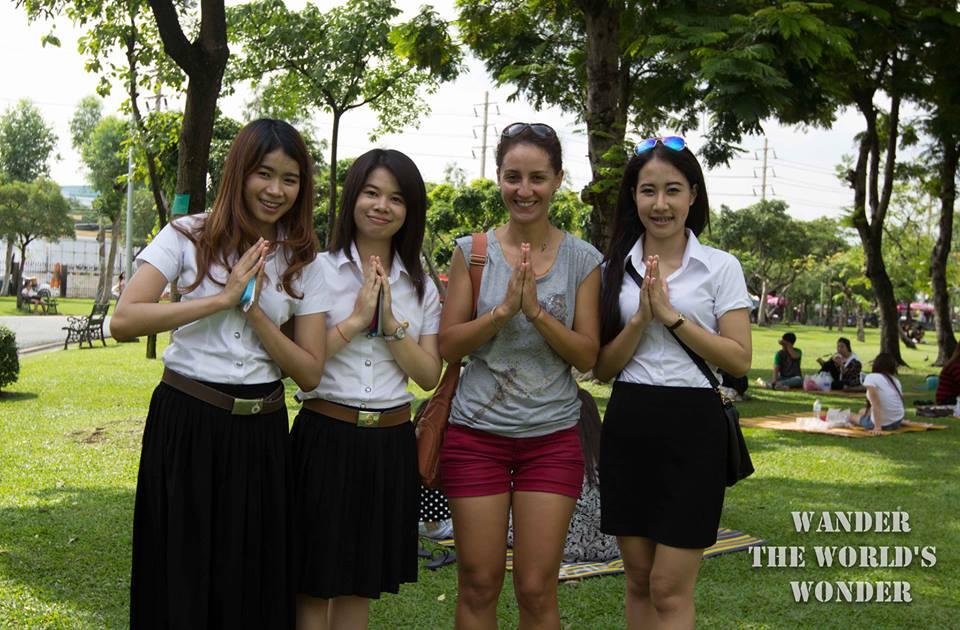 Wander the Worlds Wonder Thailand