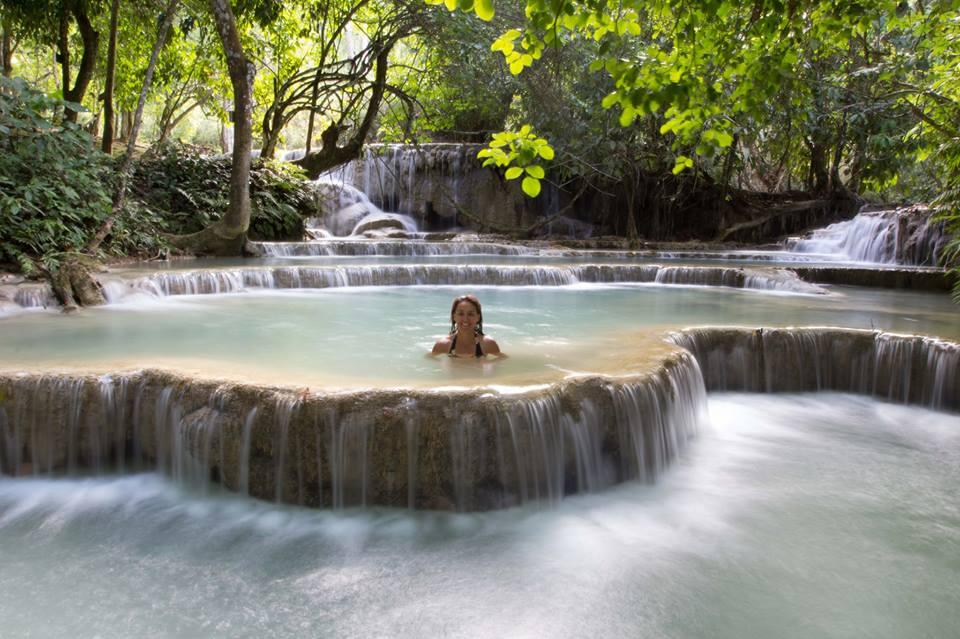 Wander the Worlds Wonder jungle laos