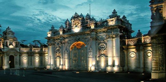 Palais Dolmabahce Turquie
