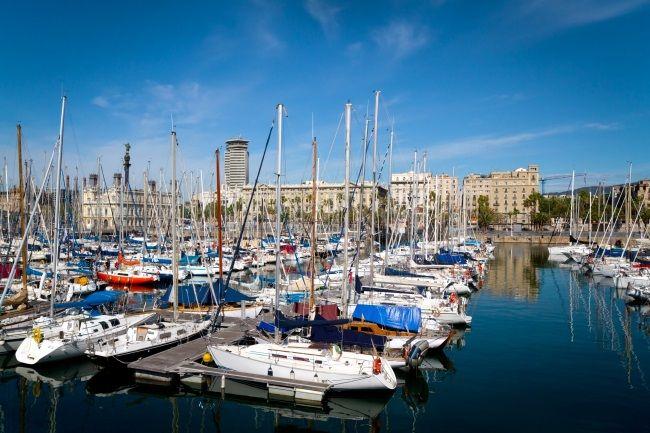 Port Barcelonetta Espagne
