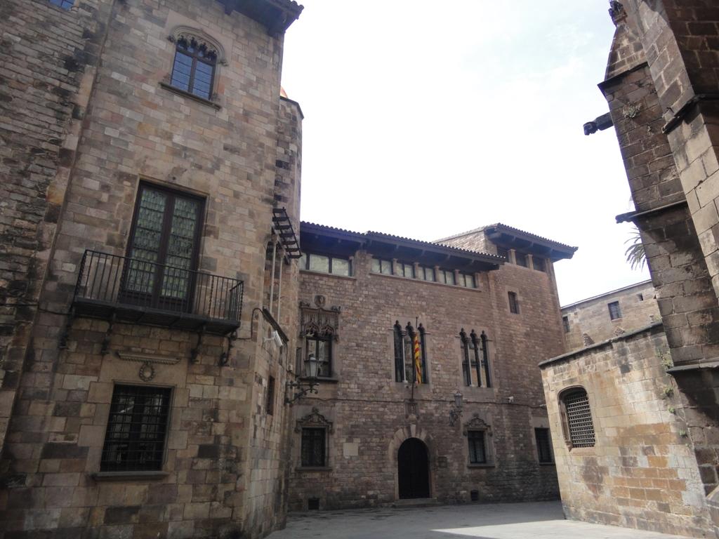 Quartier Gothique Barcelone Espagne