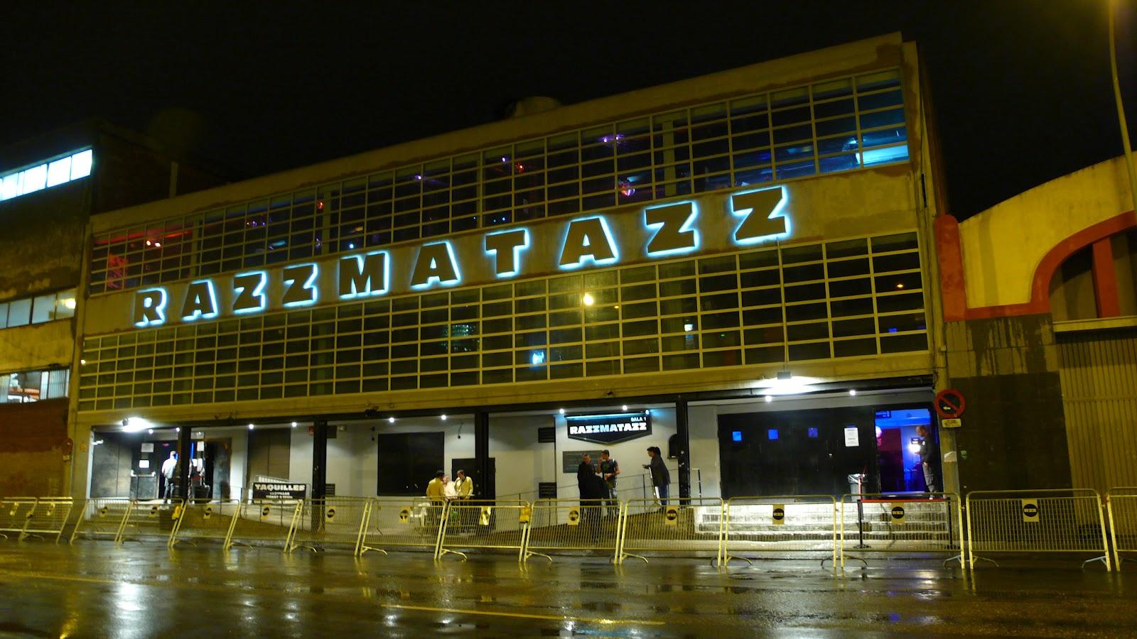 Razzmatazz Barcelone