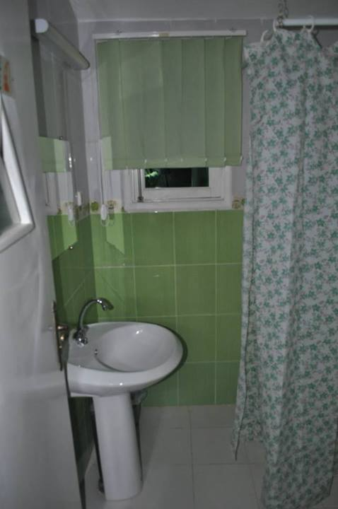 WC Douche Auberge Ain soltane