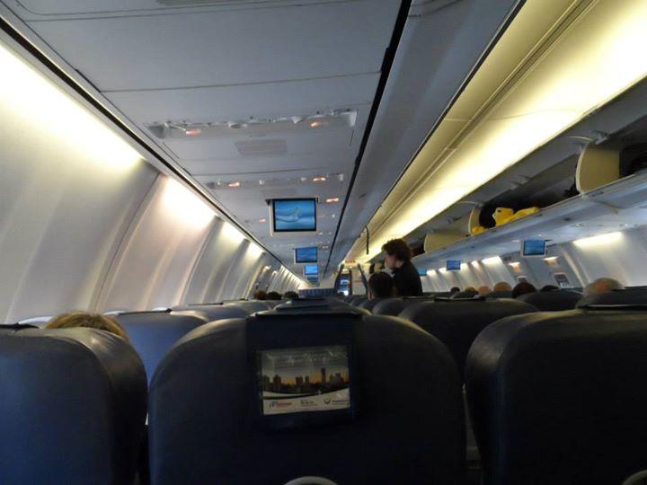 vol air europa