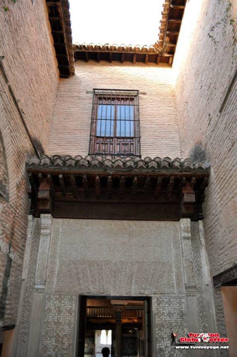 Couloir palais nasrides