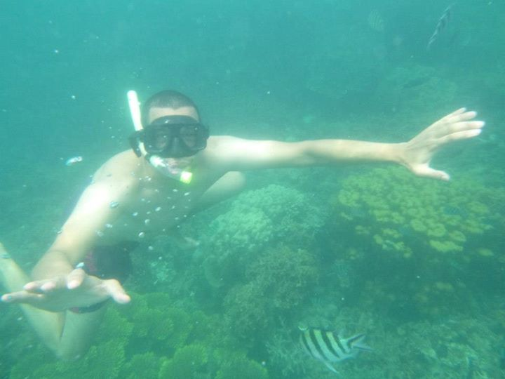 Snorkelling Malaisie