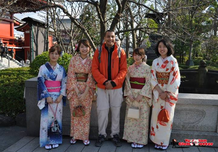 Asakusa Japon