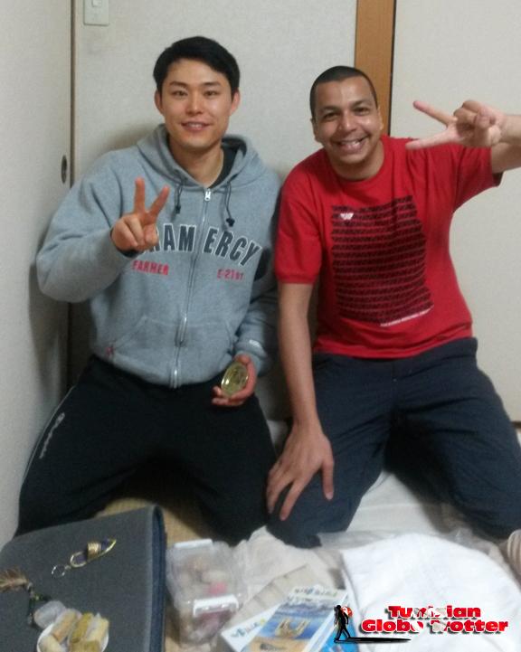 Famille Nakano Tokyo