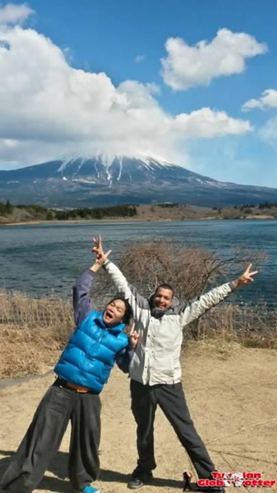 Mon Fuji Japon