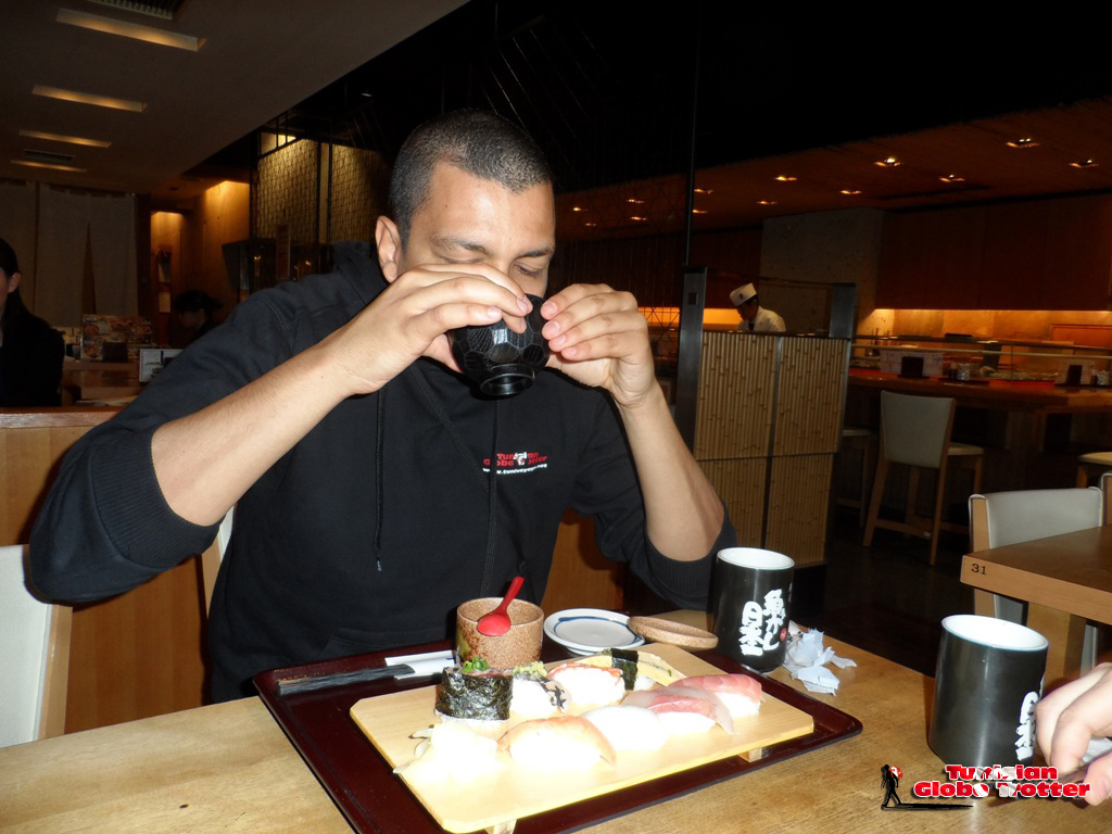 Restaurant Sushi Nakano Ku