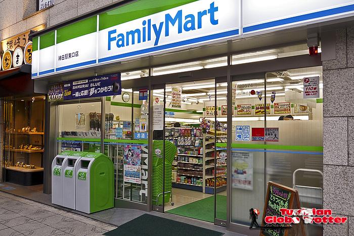 omotesando family mart