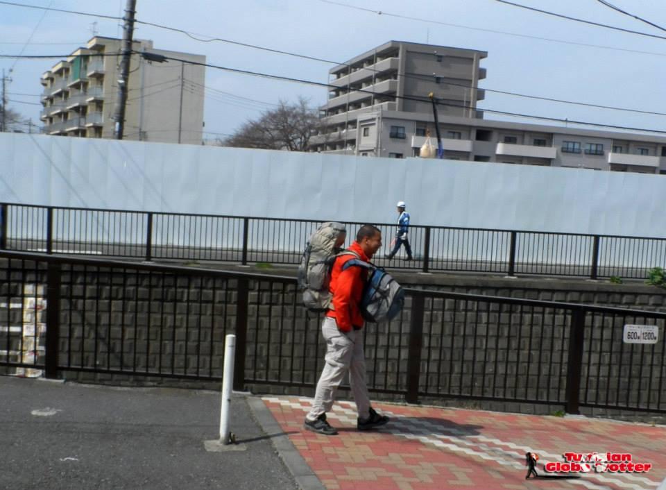 Depart Nakano vers Asakusa