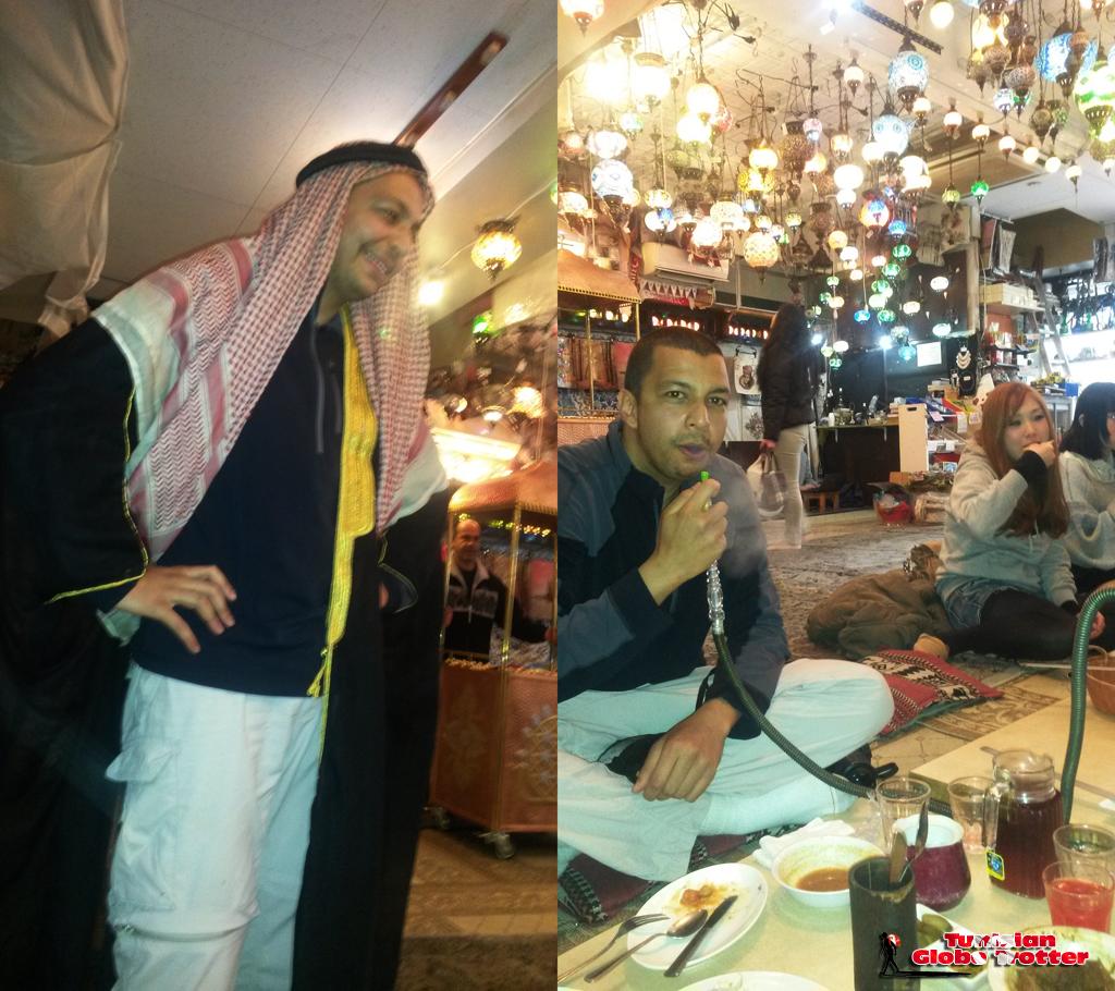 Zakuro restaurant Halal a Tokyo