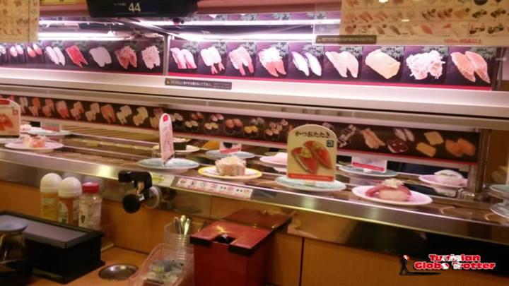 Bar Sushi Japon