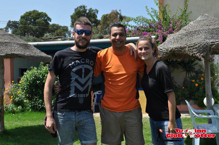 Andra Julia Road Trip Tunisie