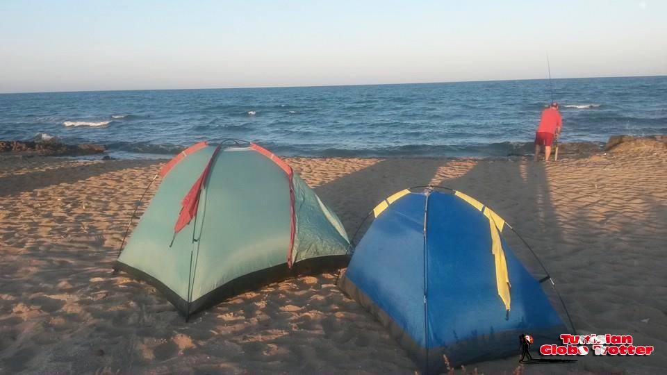 Camping Cap Bon