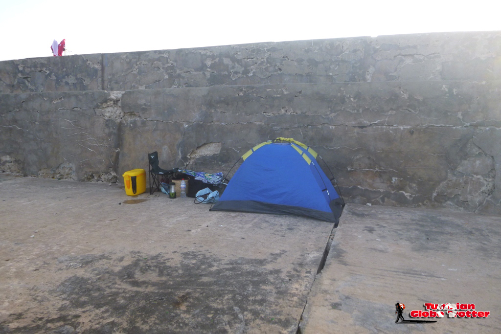 Camping Mezza Luna Tunisie