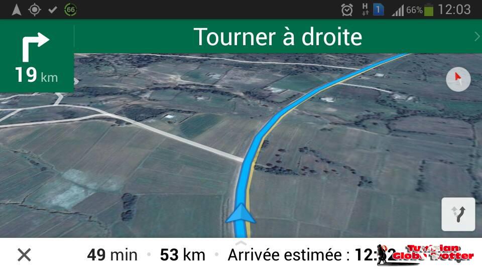 Maps Navigator Cap Serrat