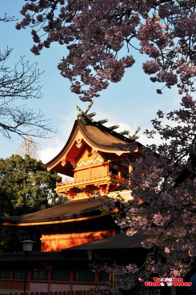 Sengen Shrine Mont Fuji
