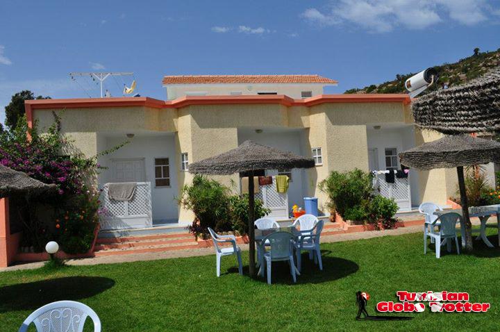 bungalow et terrasse Pirate Cap Serrat