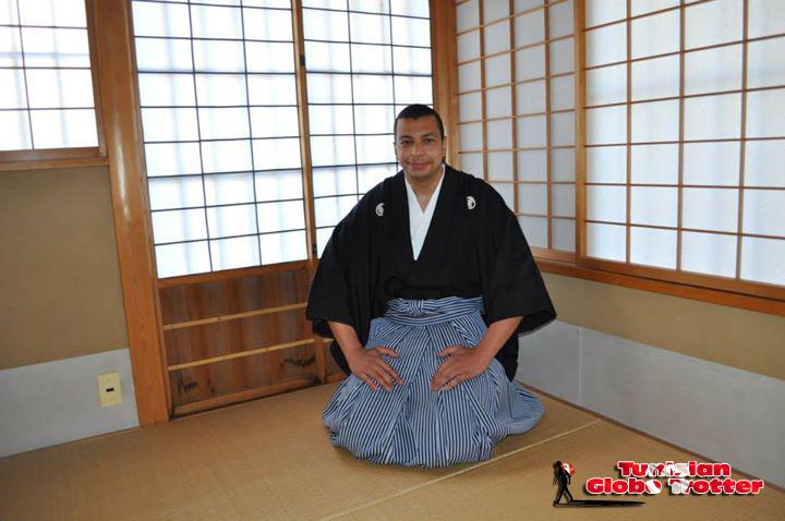 kimono maison traditionnelle