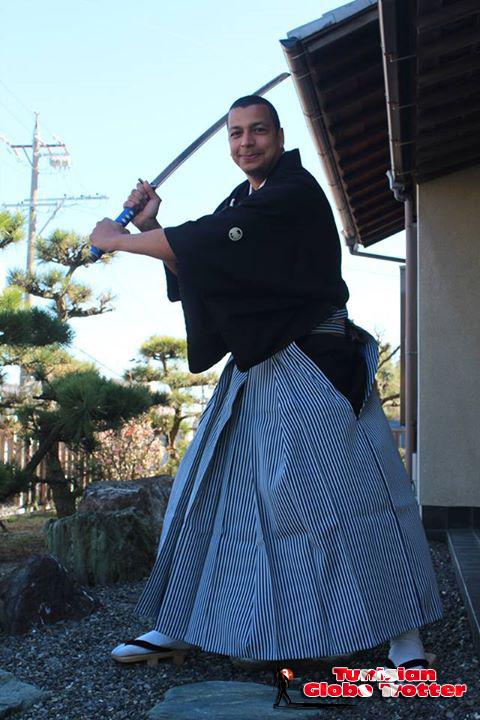 kimono traditionnel japon