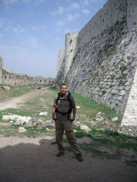 Syrie Crac des Chevaliers