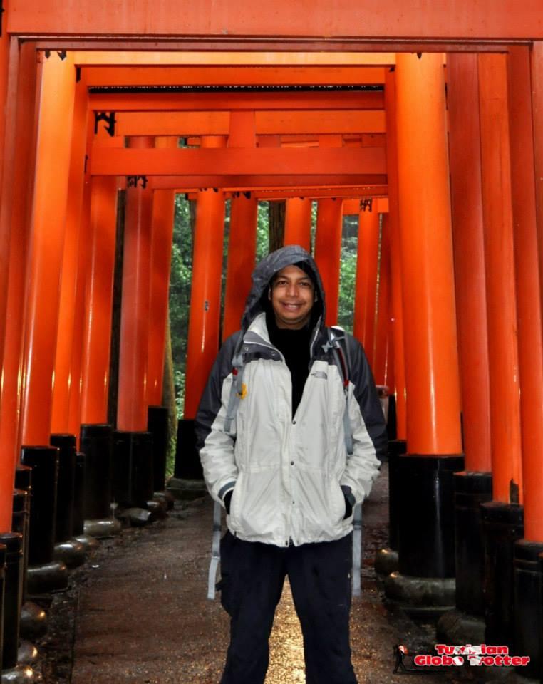 Voyage au Japon Fushimi Inari