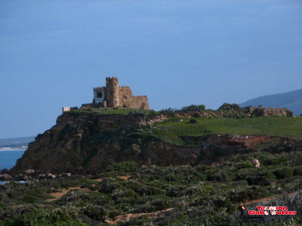 chateau abandone port aux princes